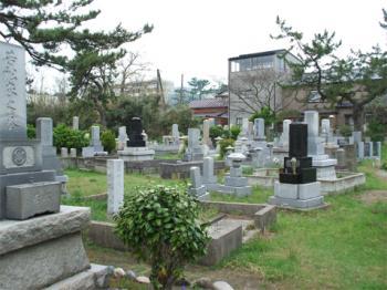 日和山墓地