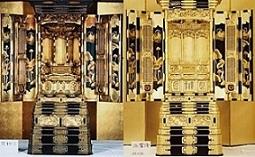 お仏壇のお洗濯塗替え・お墓のリフォーム・神社やおみこしの修復は吉運堂にお任せください!