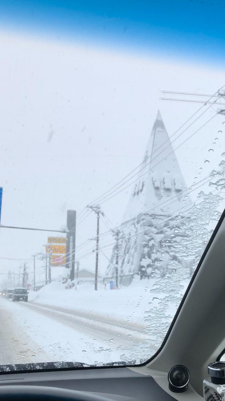 雪 大変でしたね…