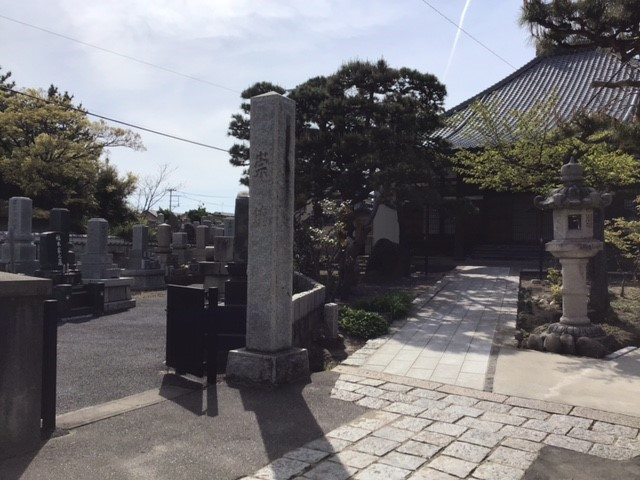 往生院墓地